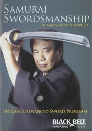 Samurai Swordsmanship: Volume 3 - Advanced Sword Program Movie