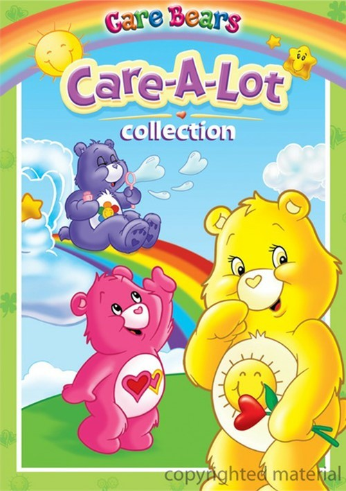 Care Bears: Care-A-Lot Collection Vol. 1 - 4 Movie