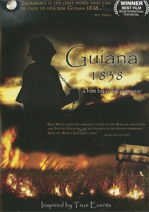 Guiana 1838 Movie