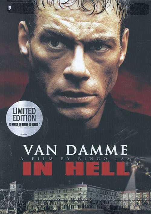 In Hell (Steelbook) Movie