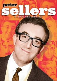 Peter Sellers: 5 Film Collection Movie