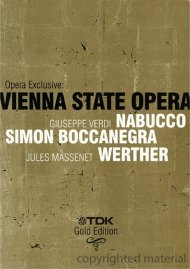 Opera Exclusive: Vienna State Opera Movie