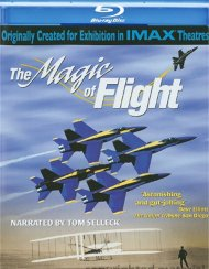 IMAX: The Magic Of Flight Blu-ray