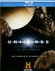 Universe, The: The Complete Season Three Blu-ray
