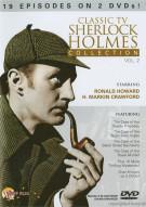 Classic TV Sherlock Holmes Collection: Volume 2 Movie