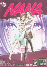 Nana: Box Set 4 Movie