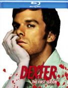 Dexter: Seasons 1 - 4 Blu-ray