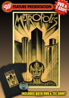 Metropolis: DVDTee (Large) Movie