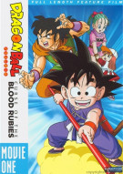 Dragon Ball: Curse Of The Blood Rubies Movie