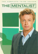 Mentalist, The: The Complete Third Season Movie