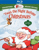 Twas The Night Before Christmas: Deluxe Edition Blu-ray