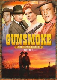 Gunsmoke: The Fifth Season - Volume One Movie
