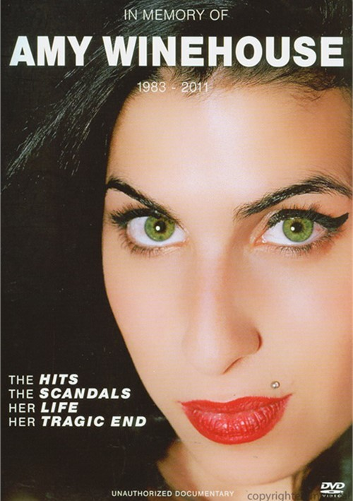 Amy Winehouse: In Memory Of - Unauthorized Movie