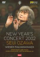 New Years Concert 2002: Seiji Ozawa Movie