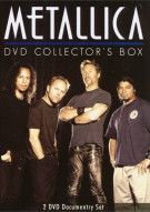 Metallica: DVD Collectors Box Movie