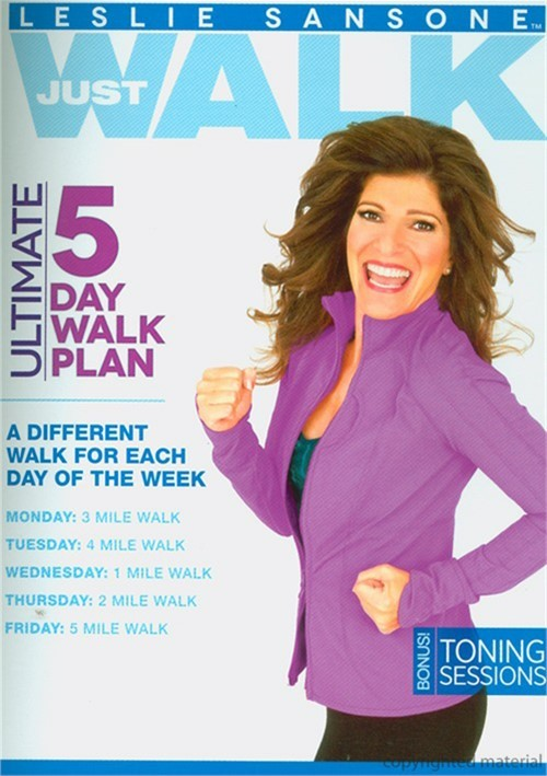 Leslie Sansone: Just Walk Movie
