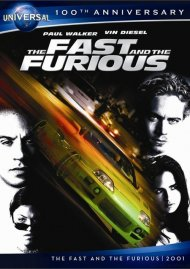 Fast And The Furious, The  (DVD + Digital Copy Combo) Movie
