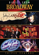 Direct From Broadway Triple Feature Movie