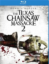 Texas Chainsaw Massacre 2, The Blu-ray