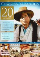 20 Films Great American Westerns: Cowboys N Bandits Movie