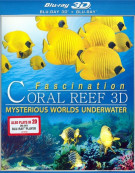 Fascination Coral Reef: Mysterious Worlds Underwater 3D (Blu-ray 3D + Blu-ray) Blu-ray