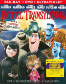 Hotel Transylvania (Blu-ray + DVD + UltraViolet) Blu-ray