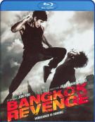 Bangkok Revenge Blu-ray