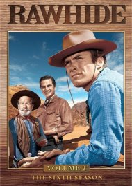 Rawhide: The Sixth Season - Volume Two Movie