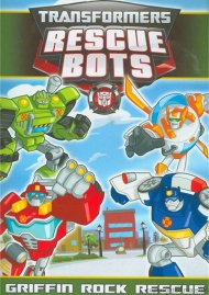 Transformers Rescue Bots: Griffin Rock Rescue Movie
