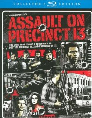 Assault On Precinct 13: Collectors Edition Blu-ray