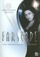 Farscape: The Complete Season Four - 15th Anniversary Edition Movie