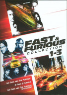 Fast & Furious: 3 Movie Collection Movie