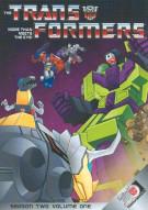 Transformers: Season Two - Volume One Movie