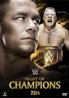 WWE: Night Of Champions 2014 Movie
