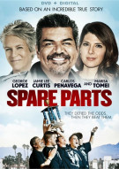 Spare Parts (DVD + UltraViolet) Movie