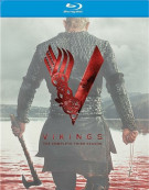 Vikings: Season Three Blu-ray