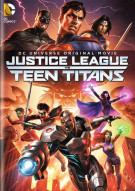 Justice League Vs Teen Titans Movie
