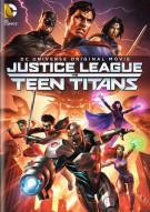 Justice League Vs Teen Titans Movie