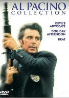 Al Pacino Collection: Devils Advocate/ Dog Day Afternoon/ Heat Movie