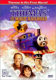Thomas And The Magic Railroad Movie