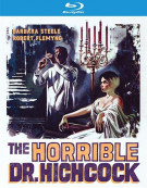 Horrible Dr. Hitchcock, The Blu-ray