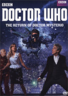 Doctor Who: The Return of Doctor Mysterio Movie