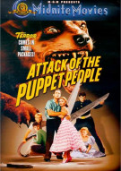 Attack Of The Puppet People Movie