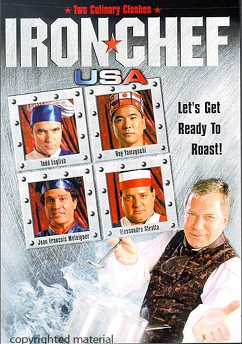 Iron Chef USA Movie