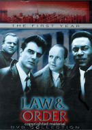 Law & Order: The First Year Movie