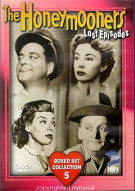 Honeymooners: The Lost Episodes Collection 5 Movie