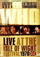 Who, The: Live At The Isle Of Wight Festival - 1970 Movie