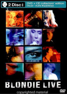 Blondie Live (DVD/CD Collectors Edition) Movie