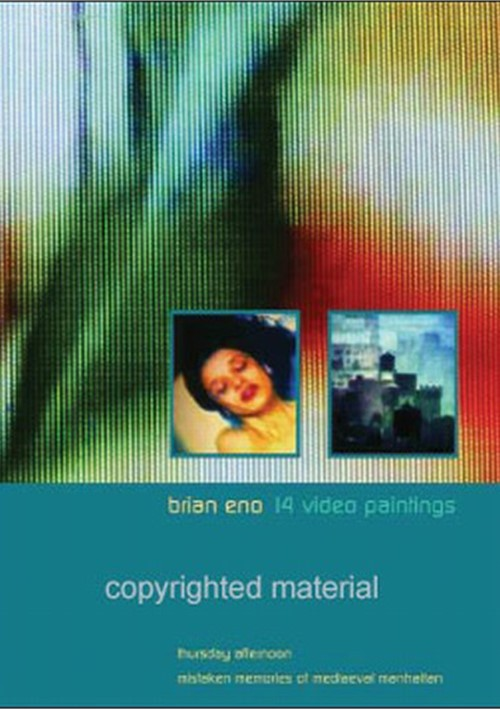 Brian Eno: 14 Video Paintings Movie