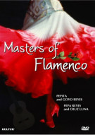 Masters of Flamenco: Early Television Concerts Movie
